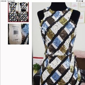 Chelsea sequence dress
